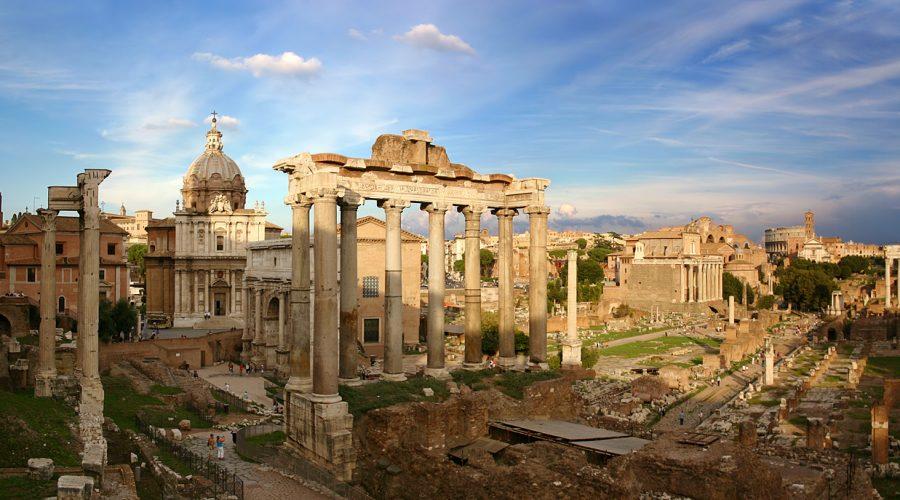 10 choses à visiter à Rome