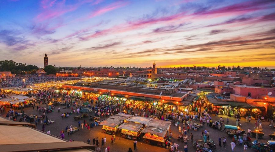 10 choses à faire à Marrakech