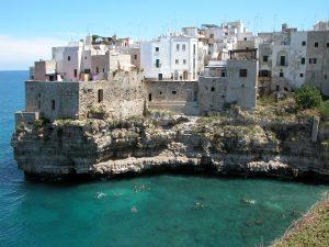 Polignano a Mare top 10 villes italie