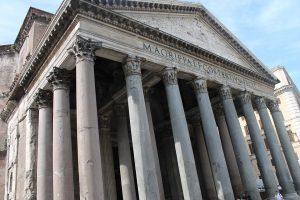 panthéon rome guide wookal