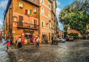 trastevere rome guide