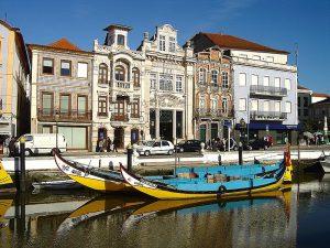 AVEIRO portugal visiter