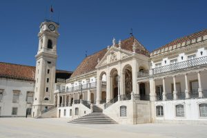 COIMBRA portugal visiter
