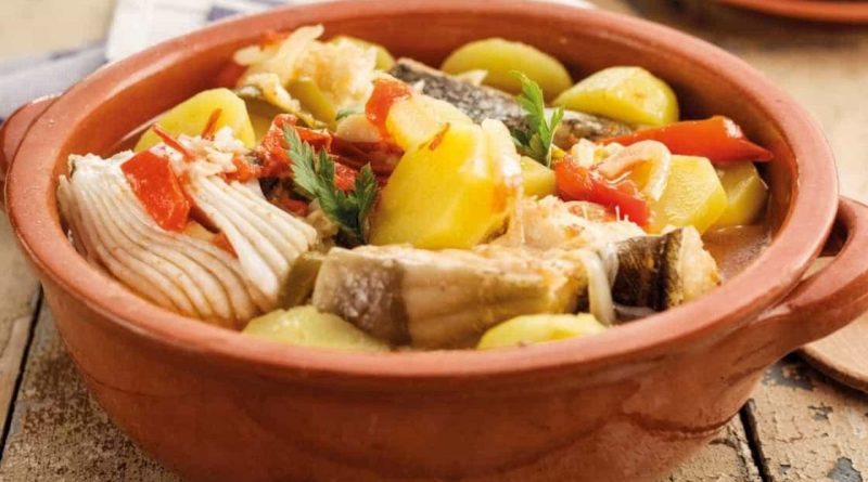 Caldeirada de Peixe spécialité portugal