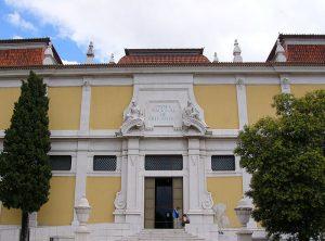 Musée national de l'art ancien Lisbonne