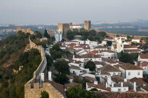 OBIDOS portugal visiter