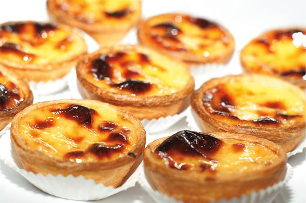 Pastéis de Belém spécialité portugal