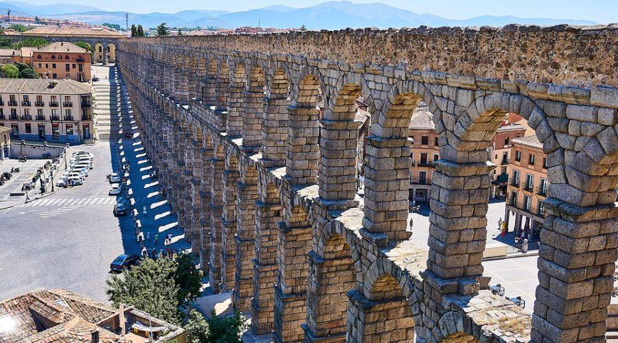 Les 35 plus beaux vestiges de l'Empire Romain