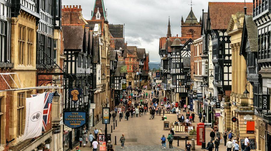 Les 15 villes britanniques à ne pas manquer