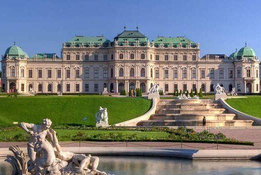 Palais d'hiver du Prince Eugéne de Savoie
