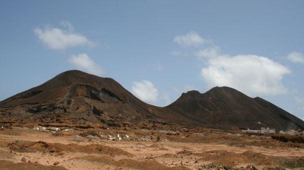 volcan de calhau cap vert