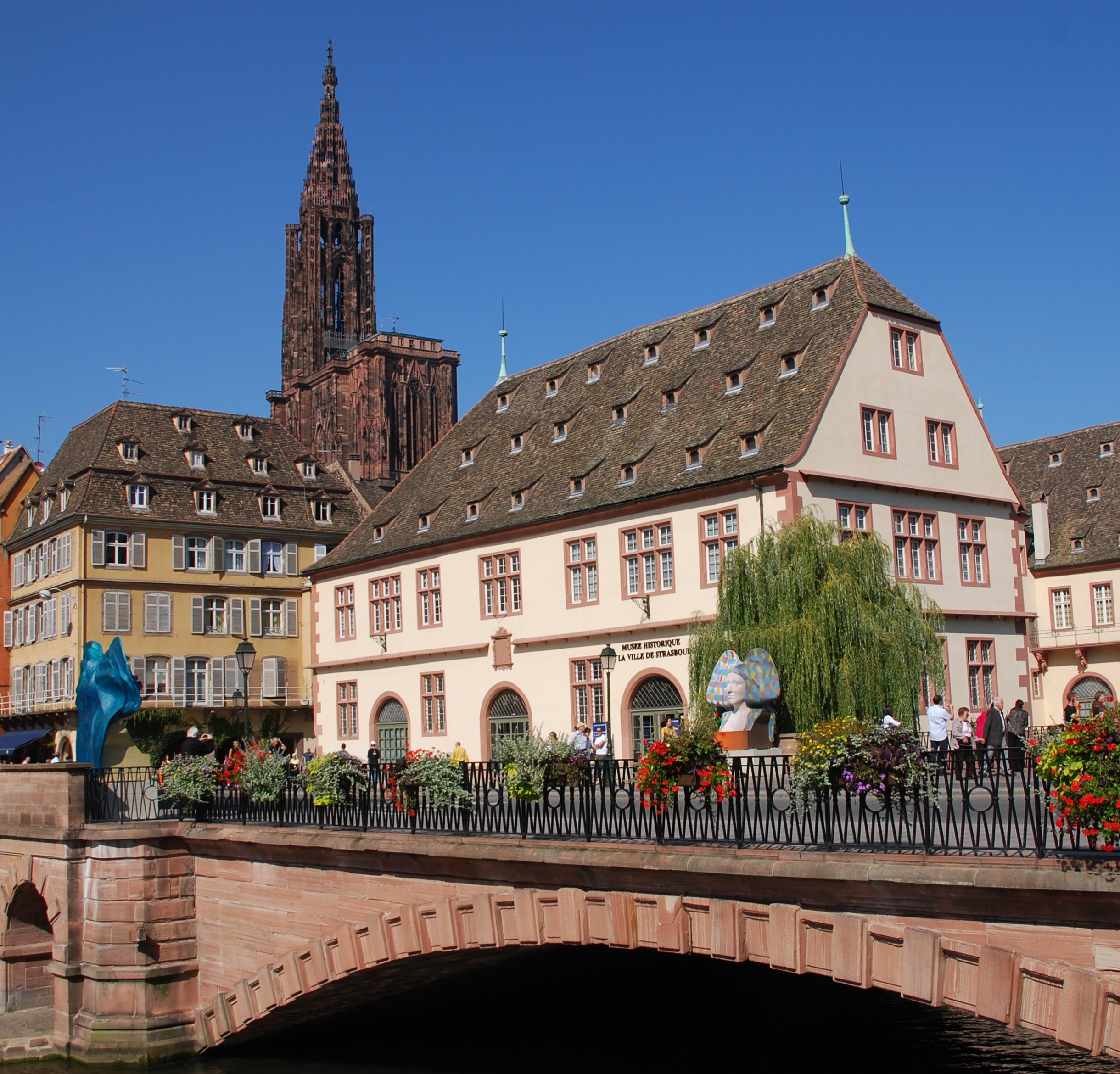 strasbourg musee historique