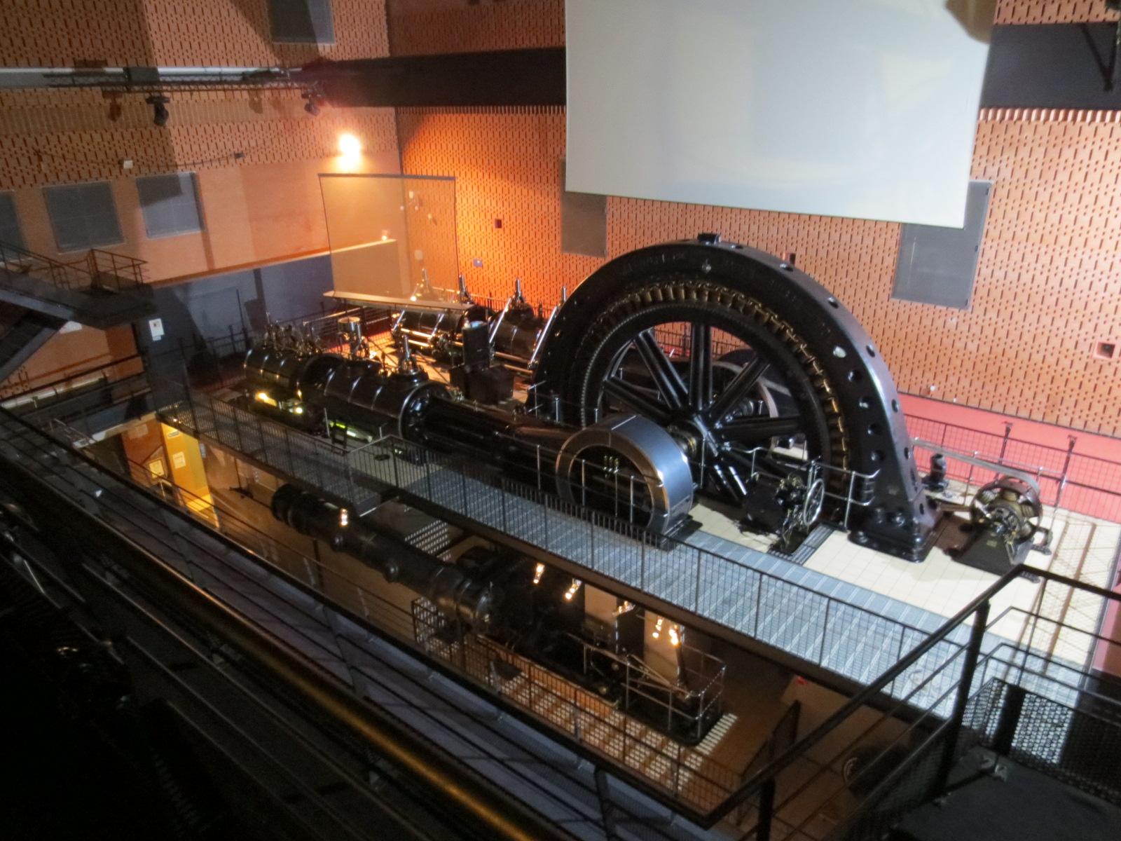 Le musée Electropolis