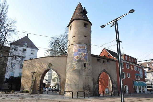 tour du Bollwerk mulhouse