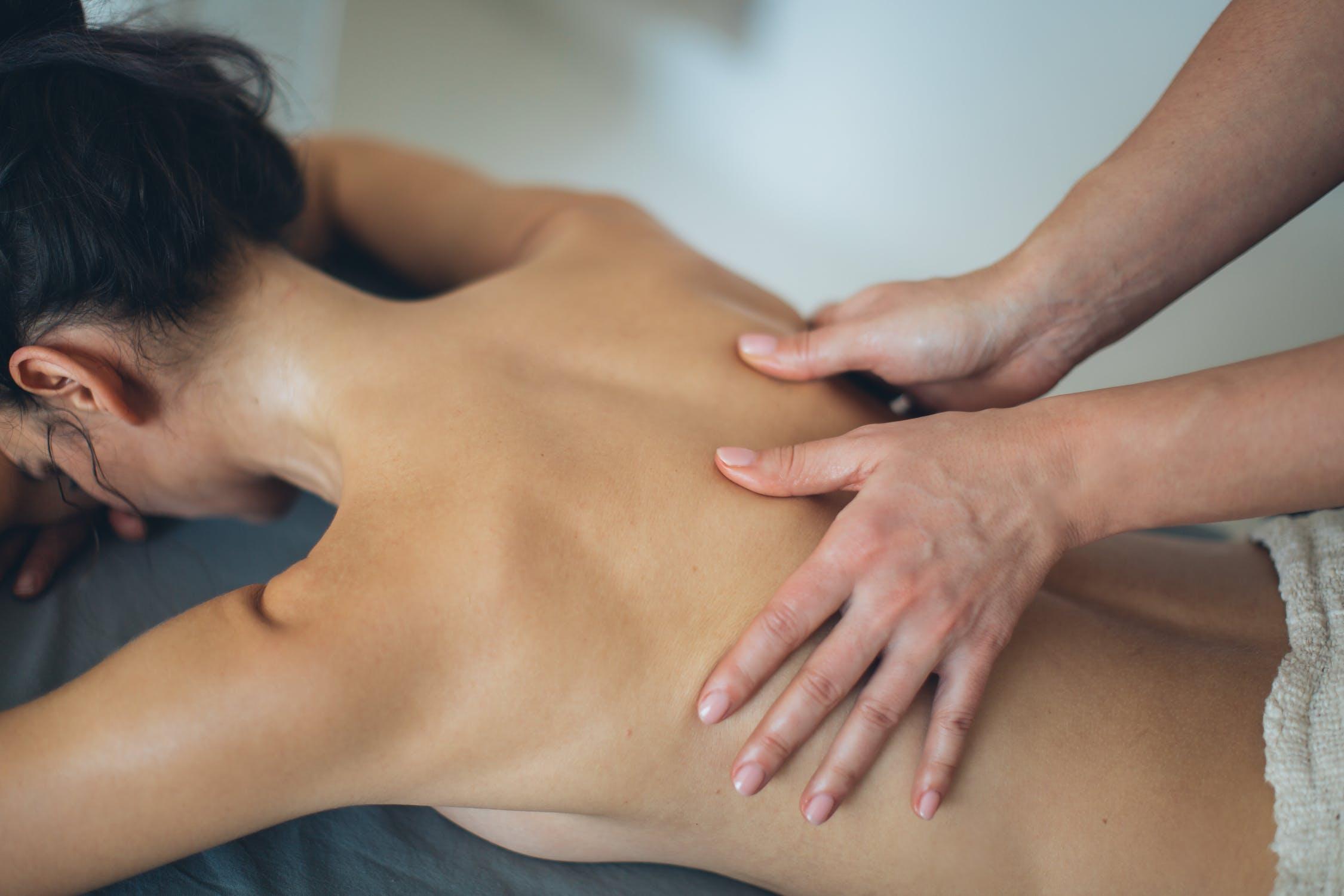 Quels Types De Massage Sont Messagerie