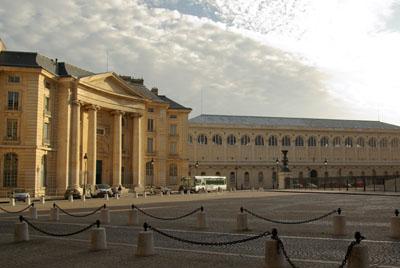 quartier Mouffetard paris